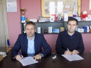 Potpisivanje ugovora za poslove održavanja Javne rasvjete