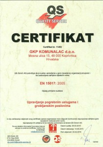 ISO15017