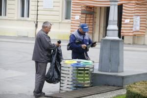 Koševi za odvojeno prikupljanje otpada