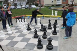 Šah na otvorenom