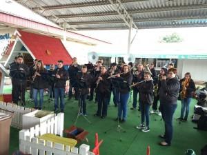 Puhački orkestar